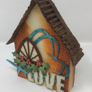 12 Houses of Christmas: Month 4