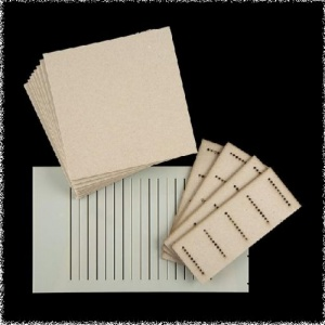 6'' x 6'' Template, Cover and Spines Pack