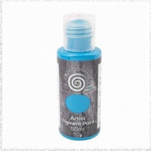 Cosmic Shimmer Andy Skinner Artist Pigment Paint Primary Blue 50ml