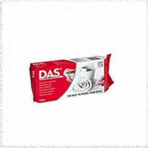 Das White Air Drying Modelling Clay 1kg