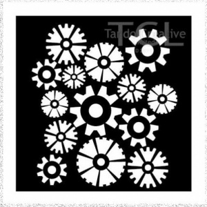 Stencil/Mask: Cogs Group