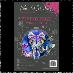 Pink Ink Designs: Flying High A5