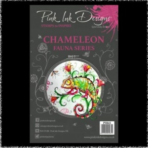 Pink Ink Designs: Chameleon A5