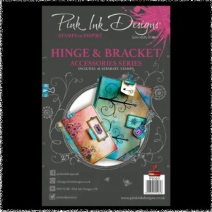 Pink Ink Designs: Hinge and Bracket A5