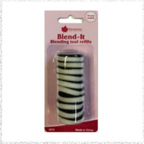 Blend-It tool spare pads