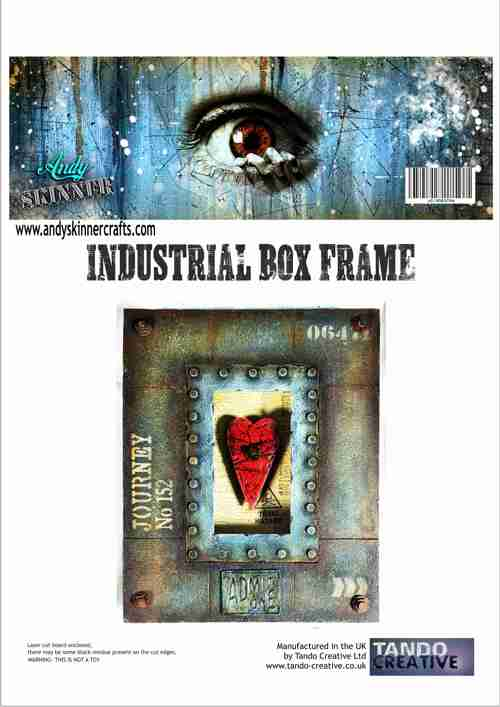 Andy Skinner Industrial Box Frame
