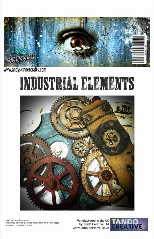 Andy Skinner Industrial Elements