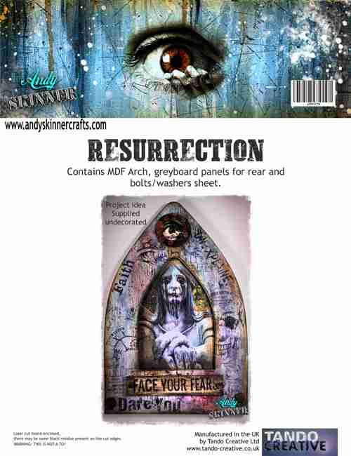 Andy Skinner Resurrection