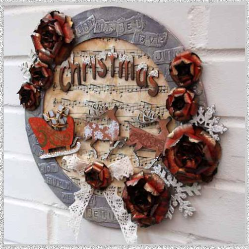 Christmas Wreath Kit