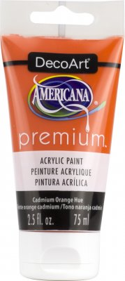 Cadmium Orange Hue Premium