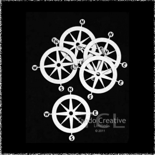 Compass Small Set of 5