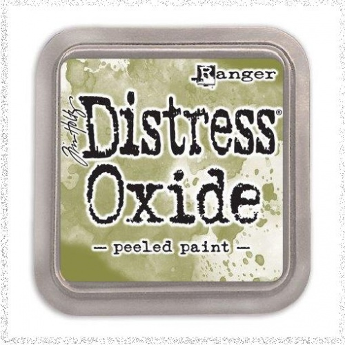 Distress Oxide: PEELED PAINT