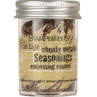 Chunky Metallic Seasonings