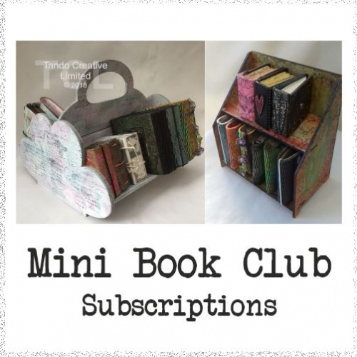 Mini Book Monthly Subscription Club