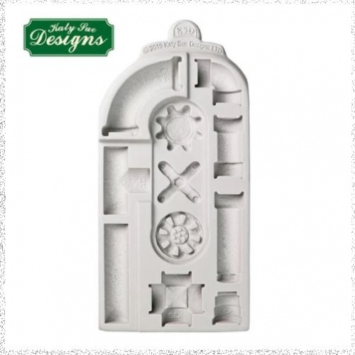 Katy Sue Designs: Rusty Pipes Silicone Mould
