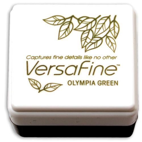 Versafine Olympia Green Mini