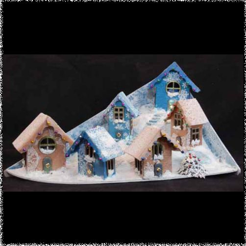 Christmas Village Kit