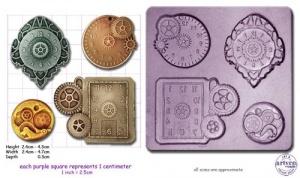 Artyco Steampunk Clocks #2
