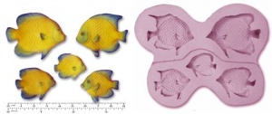 Artyco Tropical Fish Mould