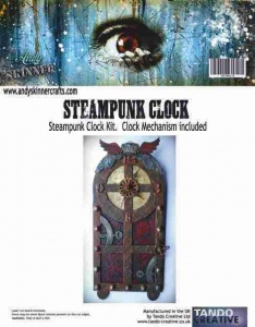 Andy Skinner Steampunk Clock Kit