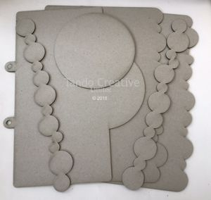 Ring Binder 250x195mm INSERTS