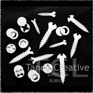 Grab Bag of Screws