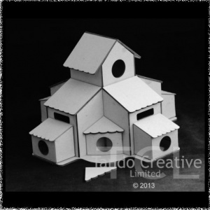 Multi Birdhouse Kit