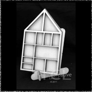 Mini House Printer Tray 174mm x 114mm