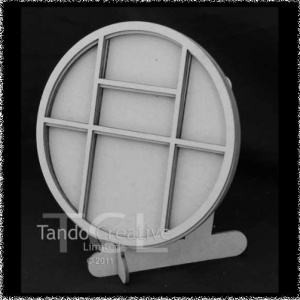 Mini Round Shaped Printer Tray 152mm diameter