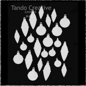 Tando Mini's - Baubles