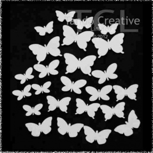 Tando Mini's - Butterflies