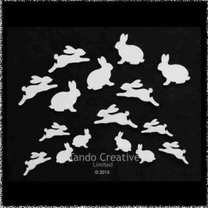 Tando Mini's - Rabbits