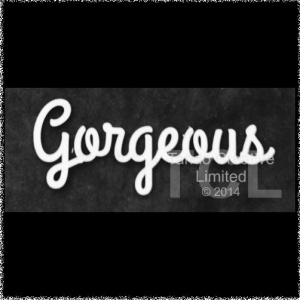 Word - GORGEOUS